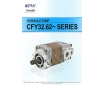 Cosmic Forklift Parts On Sale No.327-CPW HYDRAULIC PUMP CFY32&62 SERIES CATALOGUE (size)